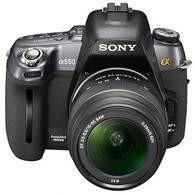 Sony A-mount DSLR A560 Kit