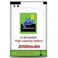 HIPPO Battery for Blackberry 9220 2000mAh