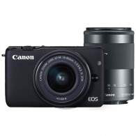 Canon EOS M10 Kit 15-45mm + 55-200mm