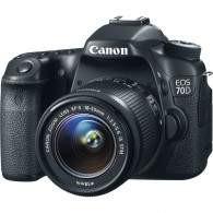 Canon EOS 70D Kit 50mm WiFi