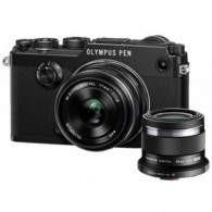 Olympus PEN-F Kit 17mm + 45mm
