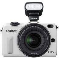 Canon EOS M2 kit 18-55mm + 90EX
