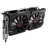 ASUS GeForce GTX 750 Ti Strix 4GB DDR5 128 Bit