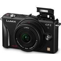 Panasonic Lumix DMC-GF2W Kit