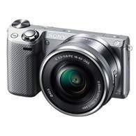 Sony E-mount DSLR NEX-5RL with SELP1650 Lens