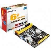 BIOSTAR H81MLV3 1150