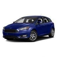 Ford Focus Titanium 4-door
