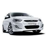 Hyundai Grand Avega GL AT