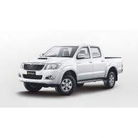 Toyota Hilux 2.5L D-Cab G MT