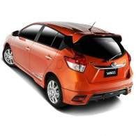 Toyota Yaris 1.5 E MT
