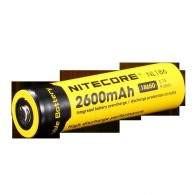 Nitecore NL186 18650 2600mAh