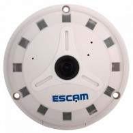ESCAM UFO Panoramic Fish Eye 360 Degree