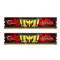 G.Skill Aegis DDR3 F3-1333C9D-16GISL