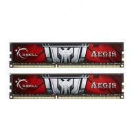 G.Skill Aegis DDR3 F3-1600C11D-8GISL