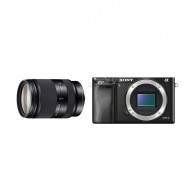 Sony Alpha A6000 Kit 18-200mm