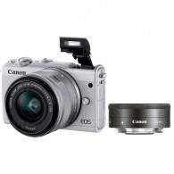 Canon EOS M100 Kit 15-45mm + 22mm