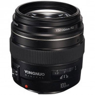 YONGNUO 100mm f / 2 for cannon