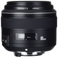 YONGNUO 85mm f / 1.8 for cannon