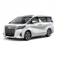 Toyota Alphard 2.5 X 2019 AT