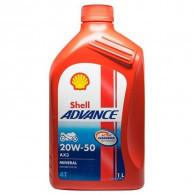 Shell AX3 20W-50 0.8L