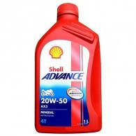 Shell AX3 20W-50 1L