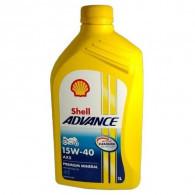 Shell AX5 15W-40 1L