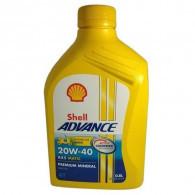 Shell AX5 20W-40 0.8L