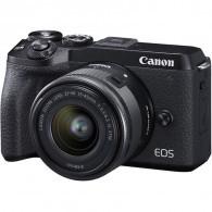 Canon EOS M6 Mark II 15-45mm