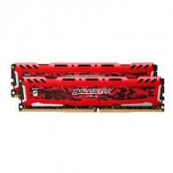 Crucial Ballistix Sport LT Red 8GB DDR4-2400 UDIMM