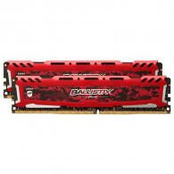 Crucial Ballistix Sport LT Red 4GB DDR4-2666 UDIMM