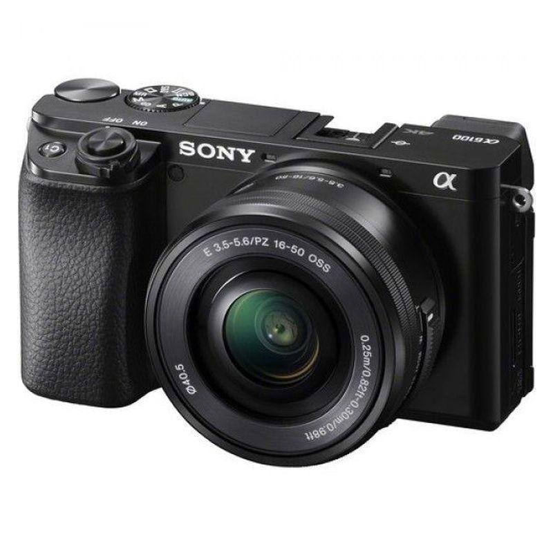 Sony Alpha A6100 Kit 16-50mm