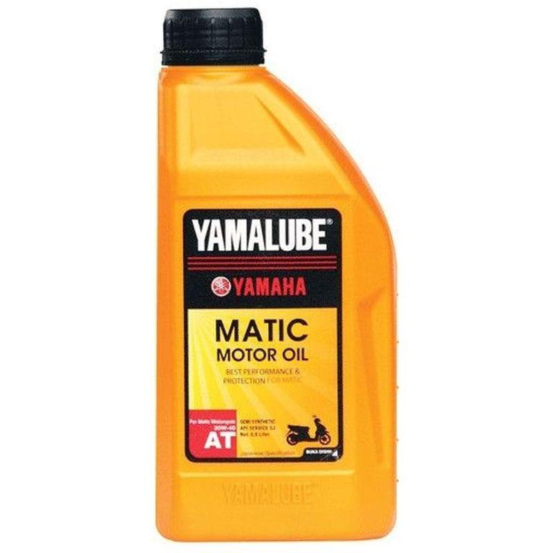 Yamaha Yamalube Matic SJ 20W-40