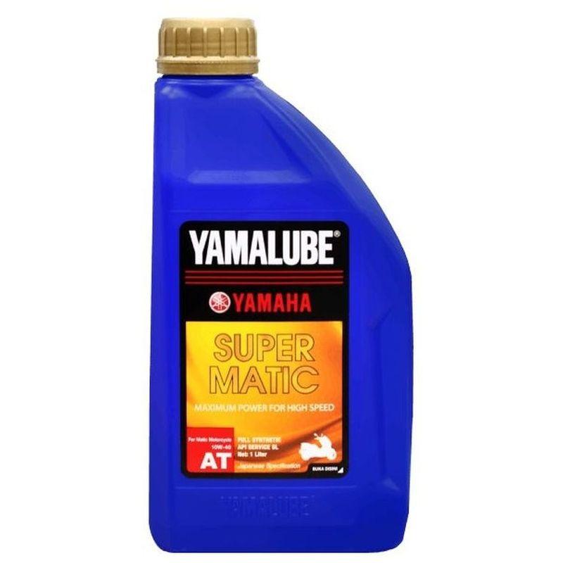 Yamaha Yamalube Super Matic SL 10W-40