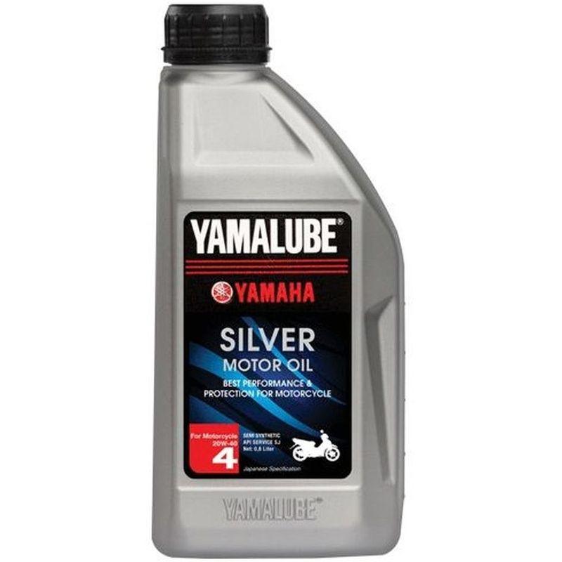 Yamaha Yamalube Silver SJ 20W-40
