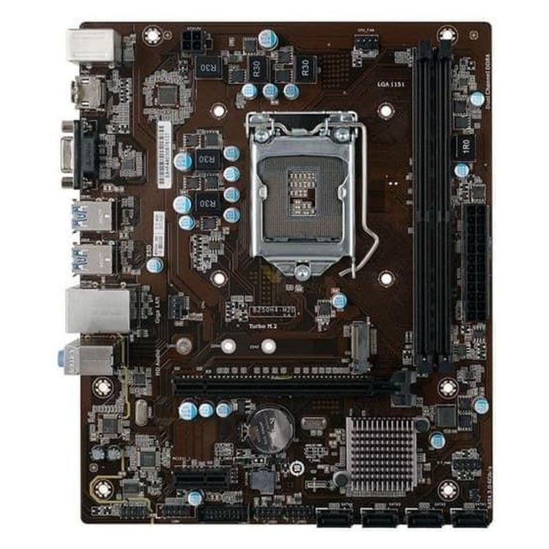 ECS B250H4-M20