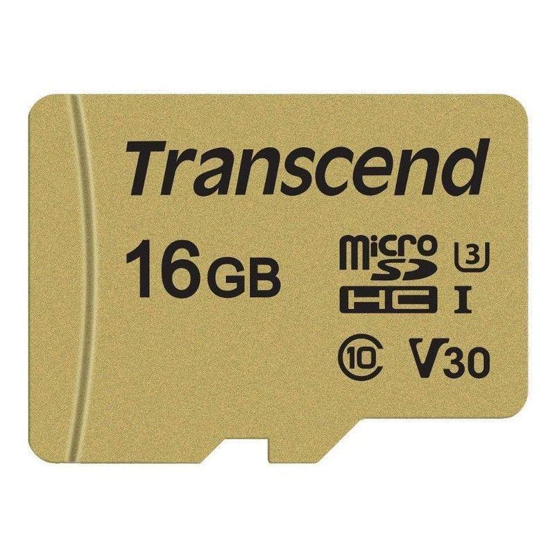 Transcend SDHC 500S 16GB