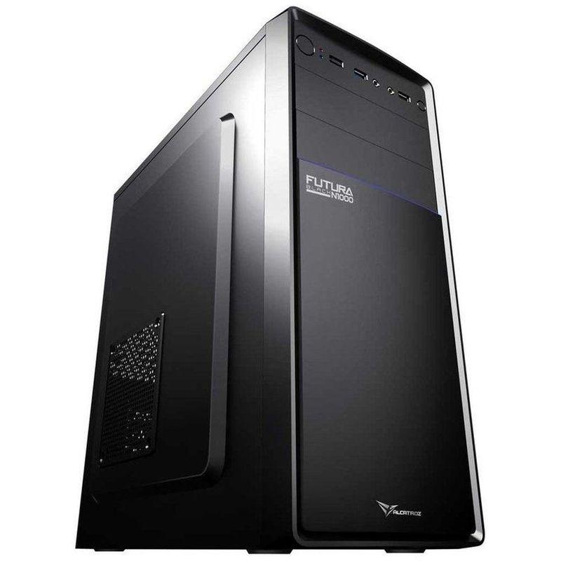 Powerlogic Futura Black N1000