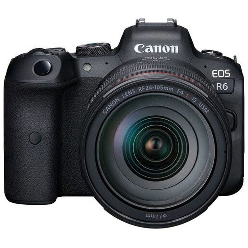 Canon EOS R6 Kit 24-105mm L IS USM