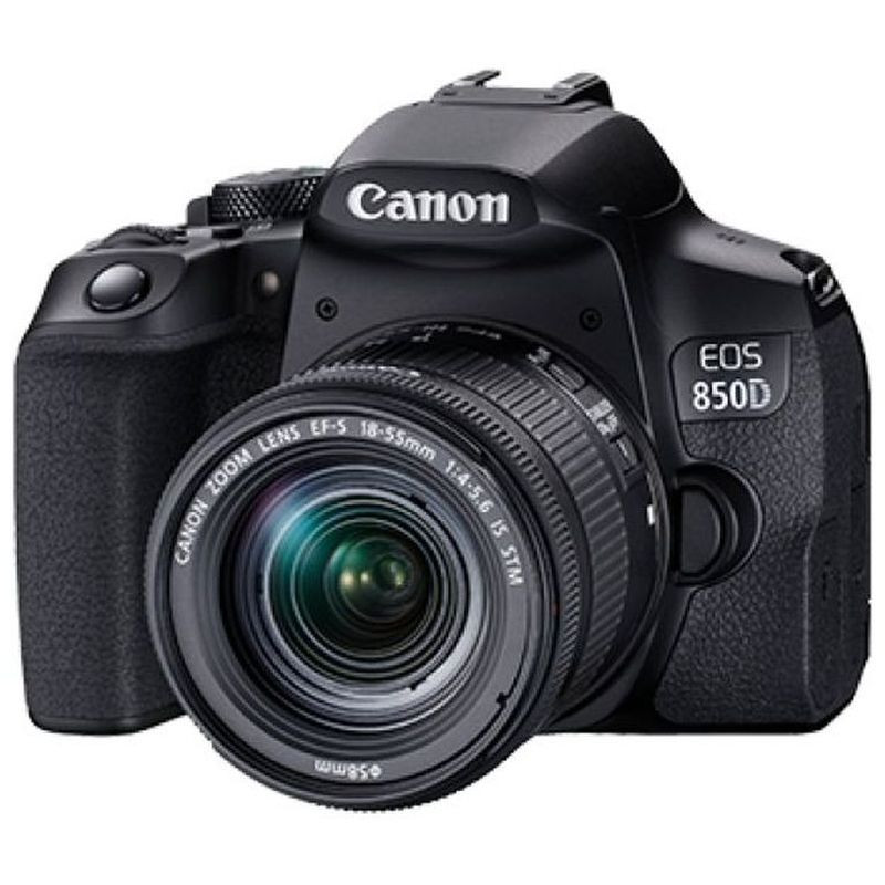 Canon EOS 850D Kit 18-55mm