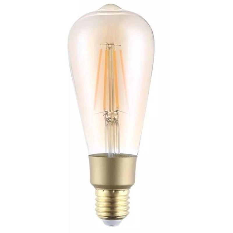 Den smart home Filament Bulb 6W ST64 CCT