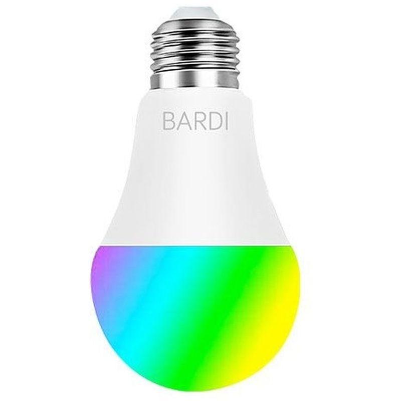 Bardi Light Bulb RGB+WW 9W