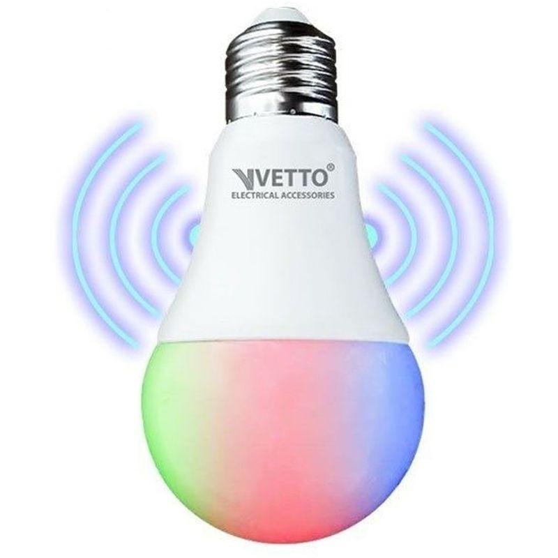 VETTO Bulb 9W RGBWW