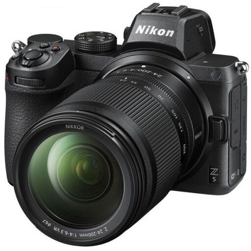 NikonZ5 Kit 24-200mm