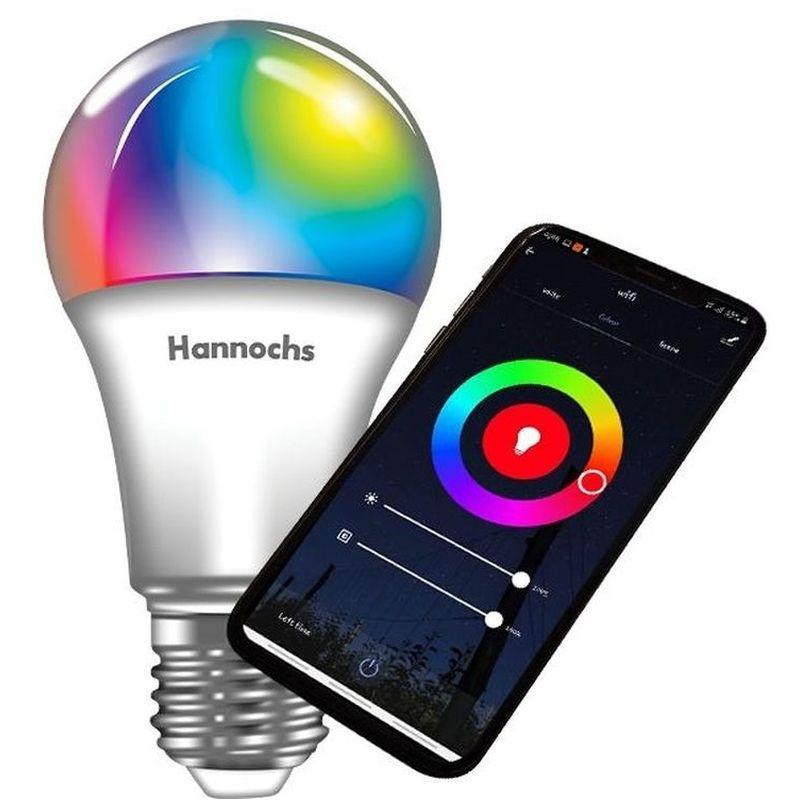 Hannocs LED Futura 9W RGB