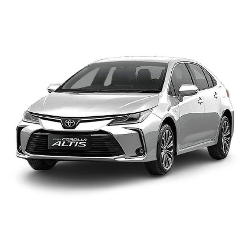Toyota All New Corolla Altis 1.8 Hybrid A / T