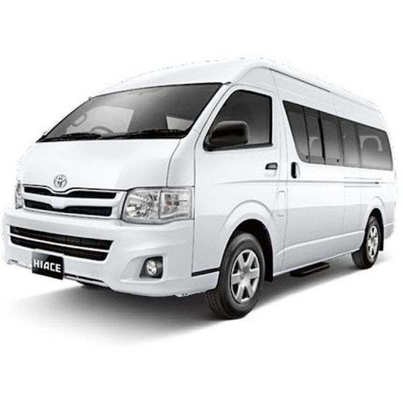 Toyota Hiace 2.8 Premio M / T