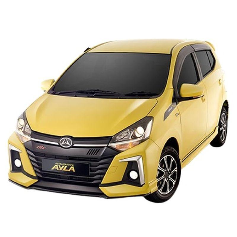 Daihatsu New Ayla 1.0L D M / T