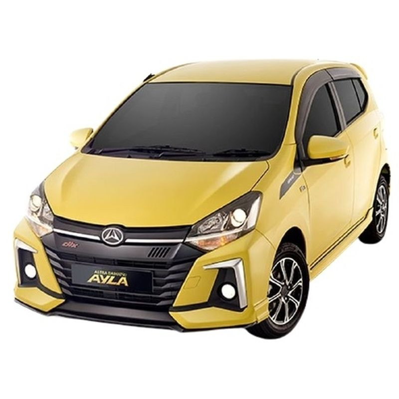Daihatsu New Ayla 1.0L X DLX M / T