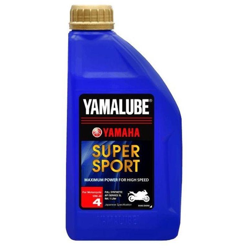 Yamaha Yamalube Super Sport SL 10W-40