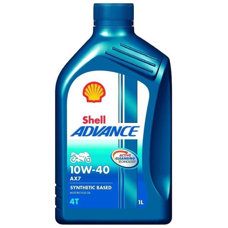 Shell AX7 10W-40